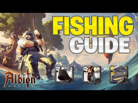 ULTIMATE Fishing Guide | Albion Online  (2019)
