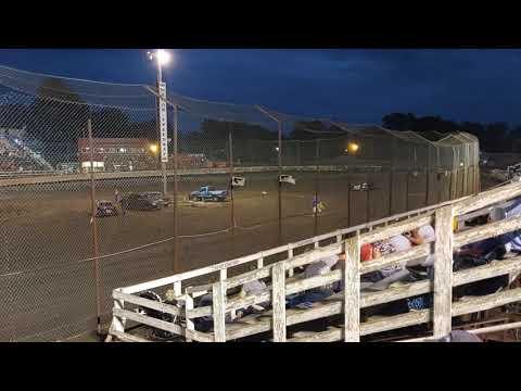 Macon speedway Pro mod heat #2 9-21-19