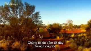 10 - Motorbike journey in Australia