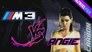 NFS Carbon BMW M3 vs Angie