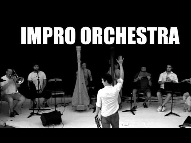 """Improvisation Orchestra. """"New Music Days"""" Luzern"""
