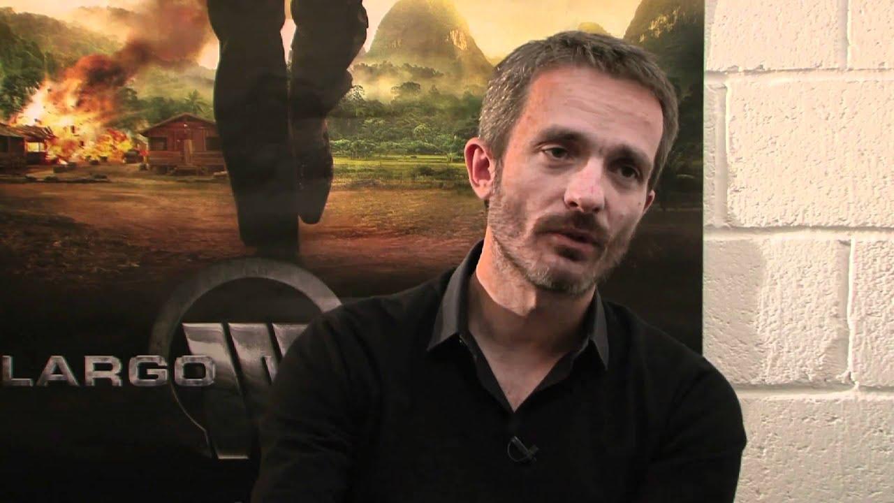 LARGO WINCH II - interview Jérôme Salle
