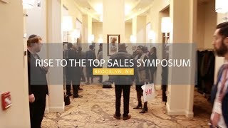 Rise to the Top Sales Symposium Brooklyn