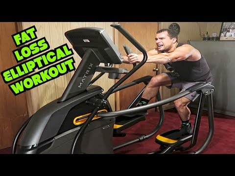 Intense Tabata Elliptical Workout (HIIT Cardio)