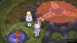 Tales of Symphonia PC Gameplay