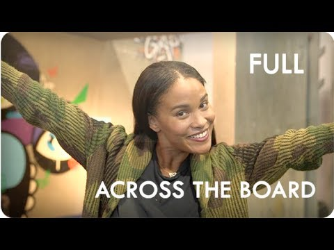 Sal Masekela & Joy Bryant: Surfing, X Games, & More  Across The Board™ Ep. 9 Full  Reserve Channel