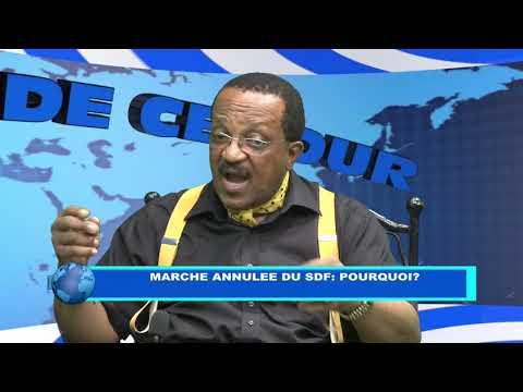 Georges Gilbert Baongla sur l'affaire Forjindam  20-10- 2017