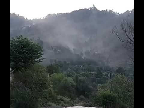 Indian Army's retaliation to Pakistan Army's Ceasefire Violation on 18th October, 2017