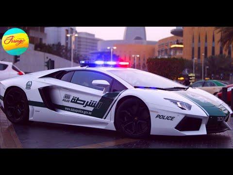 ये है Dubai Police की शाही सवारी | 5 Strong And Stylish Police Vehicles