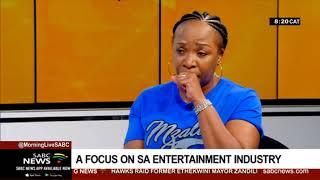 A focus on SA entertainment industry: Vatiswa Ndara