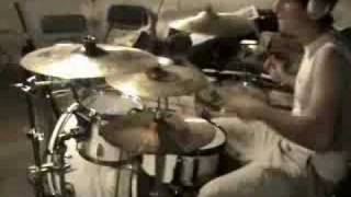 Bombs Over Baghdad Drum Cover
