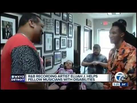 Channel 7 DMAN & Elijah J broadcast