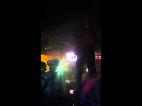 Hugo Zarco en Club Anthrax de Fellsmere Fl