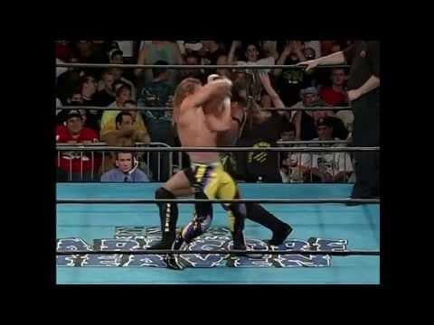 Rob Van Dam vs Jerry Lynn - Hardcore Heaven