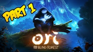 ORI AND THE BLIND FOREST - gameplay - PART 1: Game siêu hay