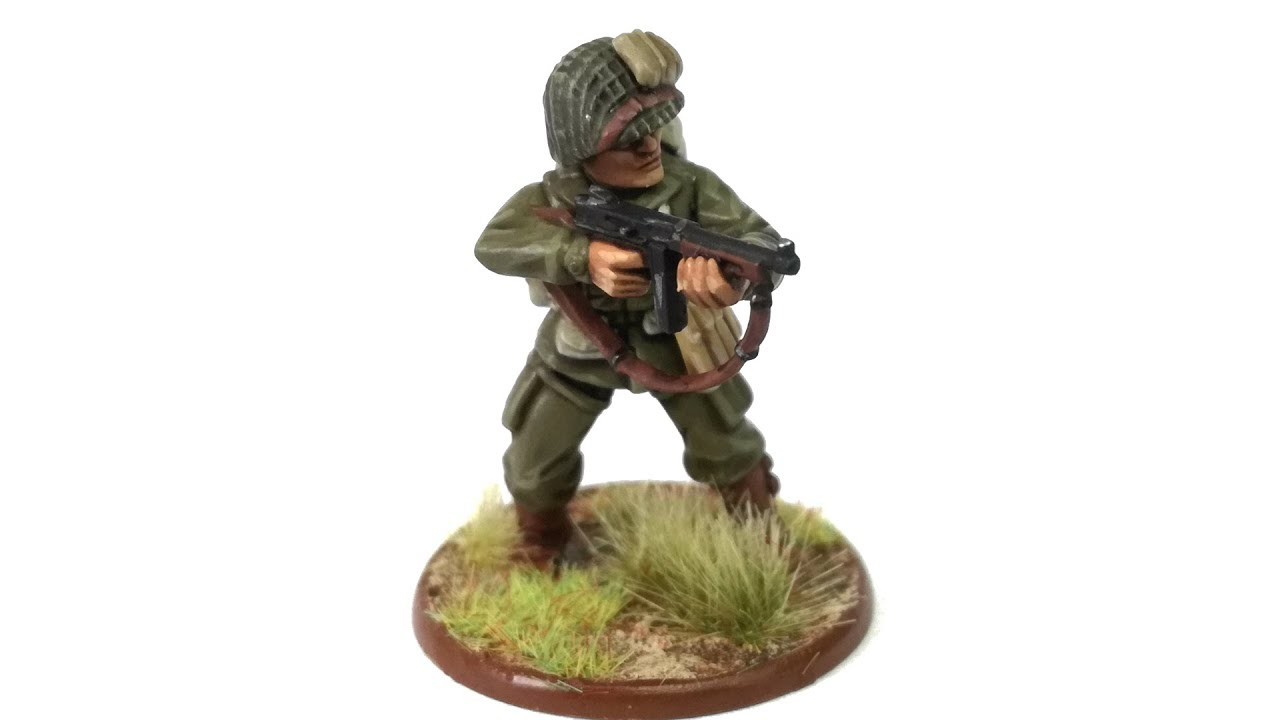 How I Paint Things - Late War US Airborne