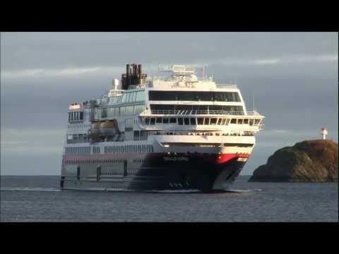 Hurtigruten - Trollfjord - Svolvær