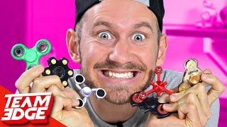 Fidget Spinner Challenge!!