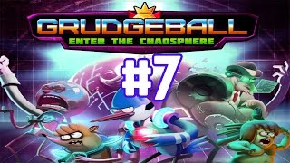 Grudgeball: Enter the Chaosphere - Walkthrough Part 7  Final Boss - (iOS)