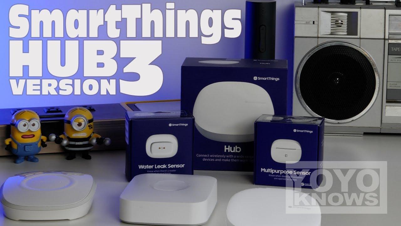 Samsung SmartThings Hub 3rd | 4Prototypes com
