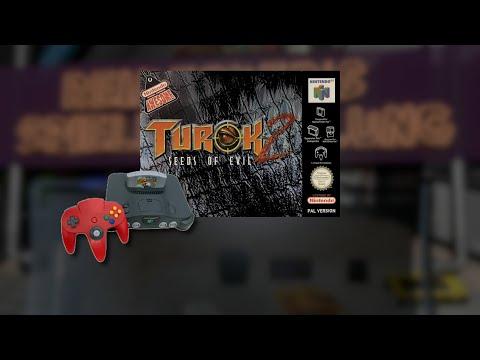 Gameplay : Turok 2 Seed of Evil [Nintendo 64]