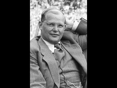 honors spring lecture dietrich bonhoeffer letters and papers from prison