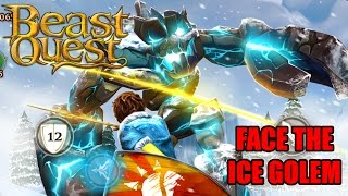 Beast Quest: Game Update - Face the Ice Golem!