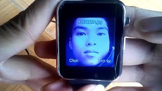smartwatch A1 150k trên lazada