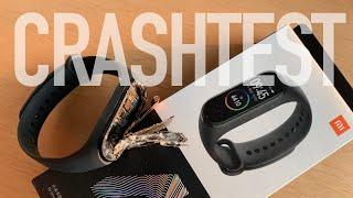 Crash Test Xiaomi MiBand 4 В ХЛАМ! + Результаты конкурса