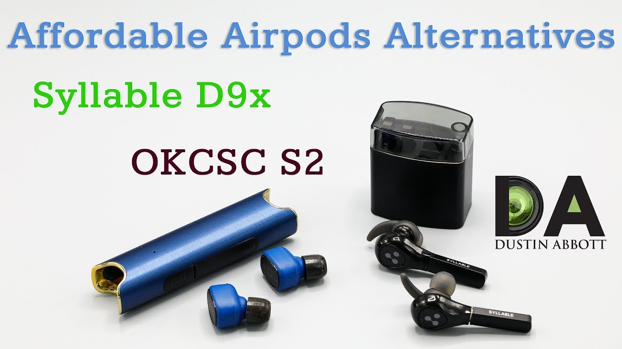 Affordable Airpod Alternatives (Truly Wireless) | 4K