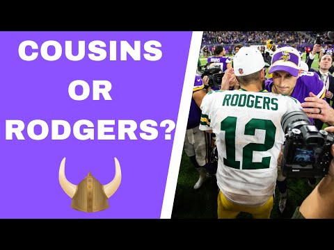 Kirk Cousins or Aaron Rodgers: Who do you take?