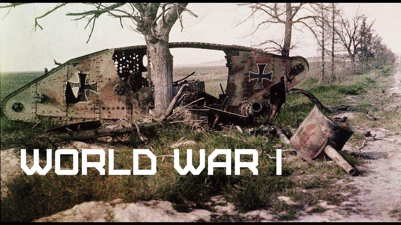 1 мировая война в цвете 1 серия