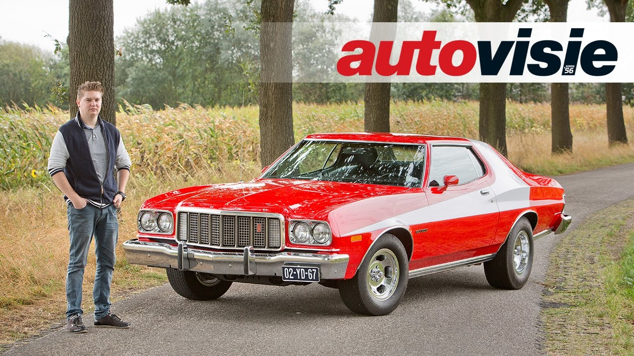 Uw garage ford gran torino 1974 youtube for Garage ford annecy 74