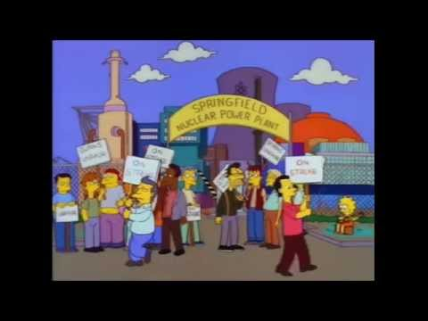 The Simpsons: They Have The Plant, But We Have The Power