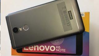 مراجعة هاتف لينوفو k6 نوت | Lenovo K6 note Review