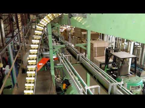 Производство жестяной банки (Three Piece Cans Production)