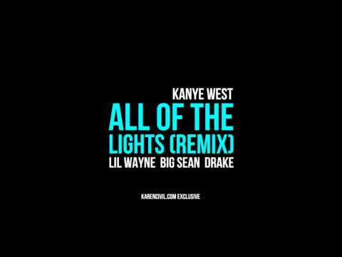 All Of The Lights Remix (Clean).