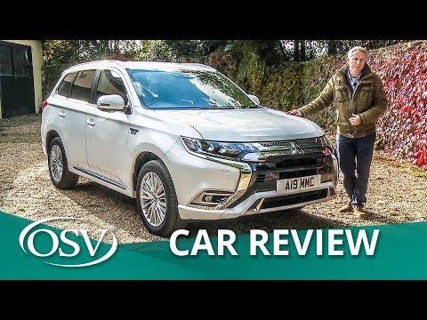 Mitsubishi Outlander PHEV 2019 // The hit plug in hybrid electric SUV