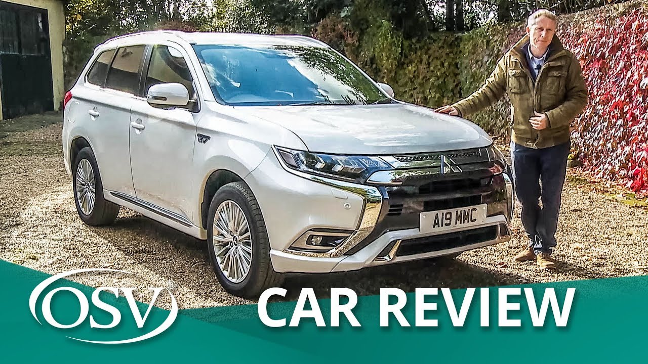 Mitsubishi Outlander Phev 2019 The Hit Plug In Hybrid Electric Suv