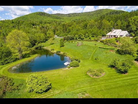 Ash Pond Estate in Kirby, Vermont | Sotheby's International Realty