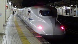 【走行音】東海道新幹線N700系 ひかり525号 静岡→米原 2018.5.20