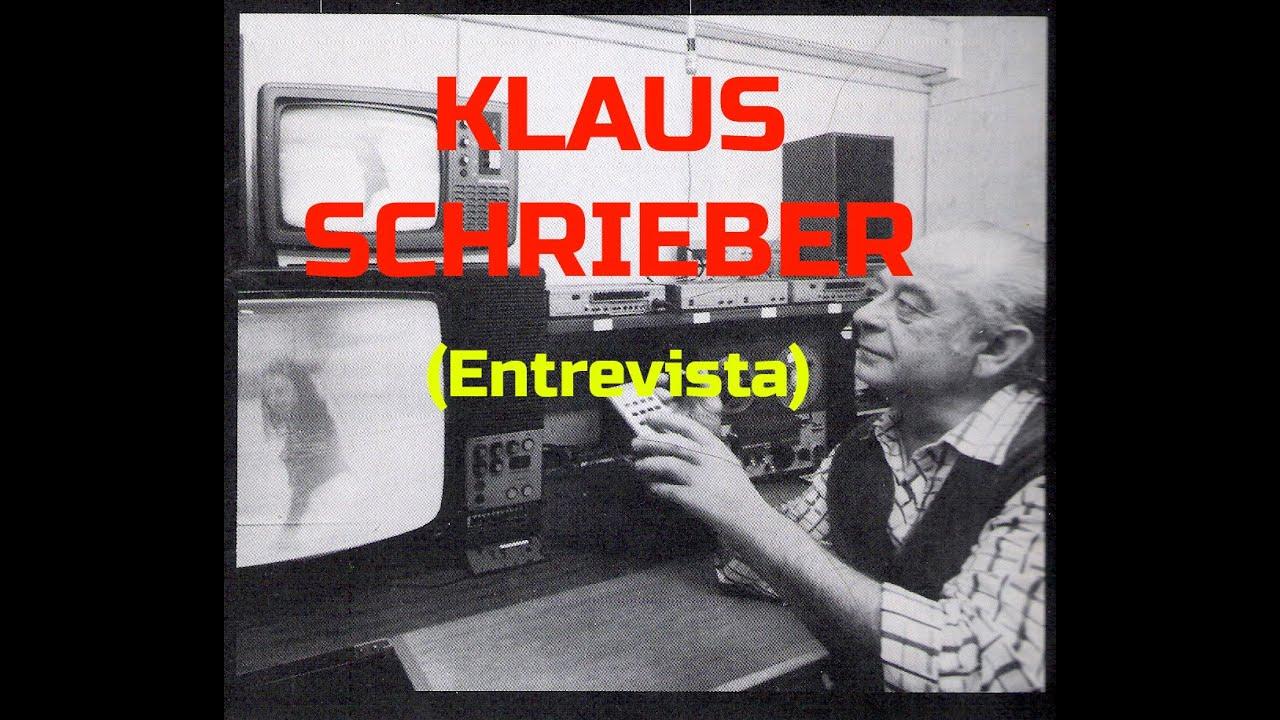 Klaus Scrhieber - Entrevista - Psioimágenes