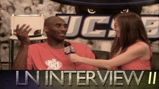 Kobe Interview Part II: LeBron in 2014, Lakers Bringing The Band Back Togethe in 2013?