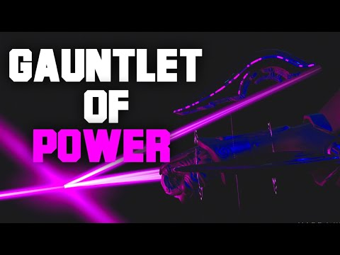 The Power Gauntlet is Back Fully Buff [5 Forma] - Warframe