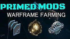 Warframe How To Get Primed Mods
