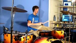 Ascend The Hill - I Surrender All (Drum Cover)