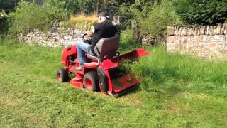 Countax K12.5 Ride-On Lawn Mower
