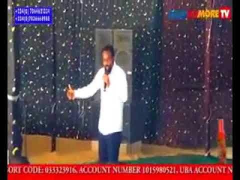 No More Sorrow By Prophet Glory Oru