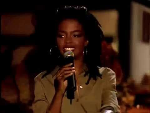 Lauryn Hill - Turn Your Lights Down Low (Bob Marley tribute)