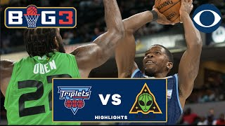Joe Johnson goes ISO JOE, Huge Greg Oden SLAM | Triplets defeat Aliens | Big 3 on CBS